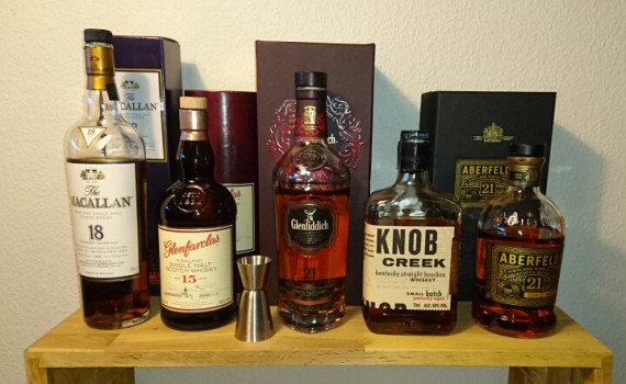Whiskyprovning 20160312